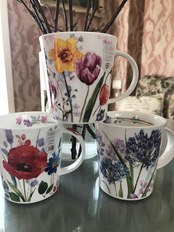 Wild Garden Mug Poppy / Wild Garden mugg Valmö
