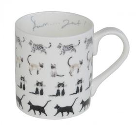 Purrfect  Mugs / Katt Muggar