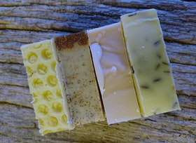 Farmhouse Life Family Pack organic soaps