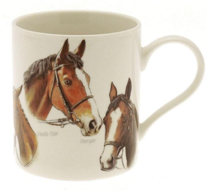 Leonardo Horse  Mug