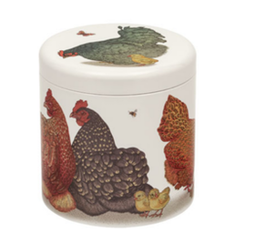 Chickens Biscuit Tin / Chickens Kexburk