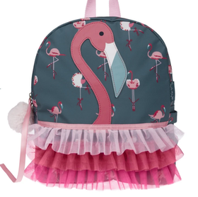 Childrens Rucksack Flamingo / Barn Ryggsäck Flamingo