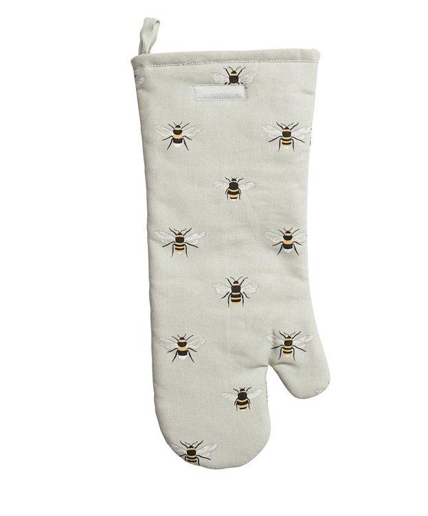 Bees Oven Glove / Bin Grytvante