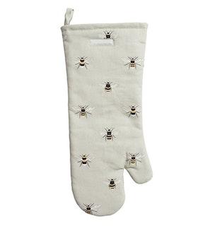 Bees Oven Mitt / Bin Grytvante