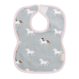 Sophie Allport Childs Unicorn Bib