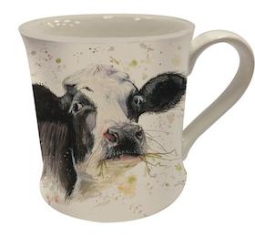 Bree Merryn Clover Cow Mugg
