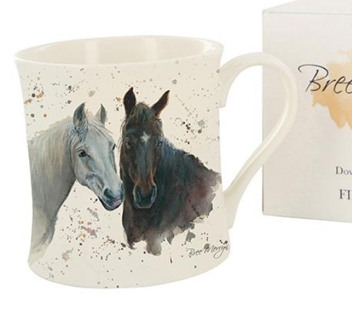"""Bree Merryn Peebles häst mugg """"Paloma"""""""