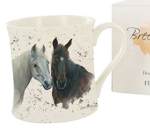 Bree Merryn mug Peebles Paloma Horses Mug