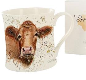 Bree Merryn mug Gertrude Cow