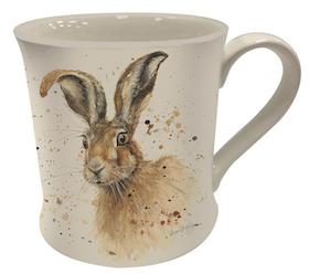 Bree Merryn Hugh Hare Mug