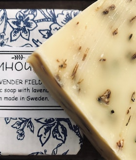 Farmhouse Life Lavender fields organic soap