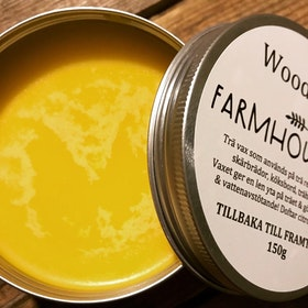 Farmhouse Life Organic Wood Wax