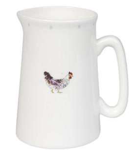Small Chicken jug / Liten höns kanna