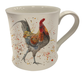 Carl Cockerel Mug / Carl Tupp Mugg