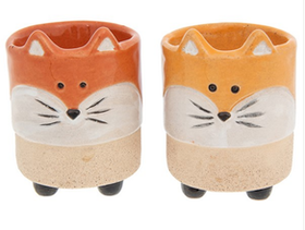 Pot Pals Egg Cup Fox