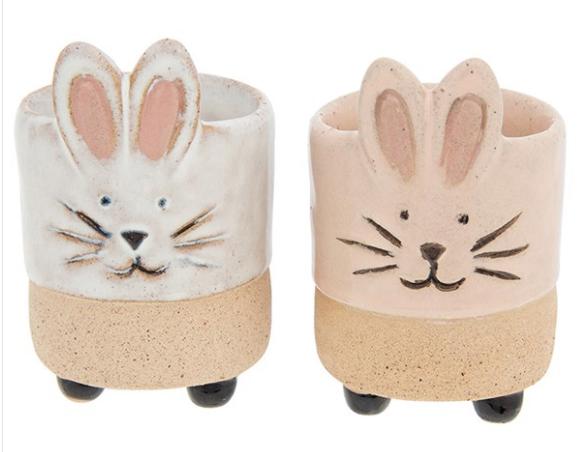 Pot Pals Egg Cup Bunny