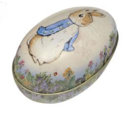 Beatrix Potter Easter Egg