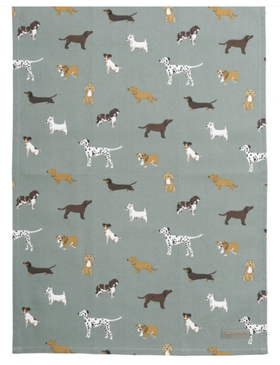 Kopia Sophie Allport Fetch Tea Towel