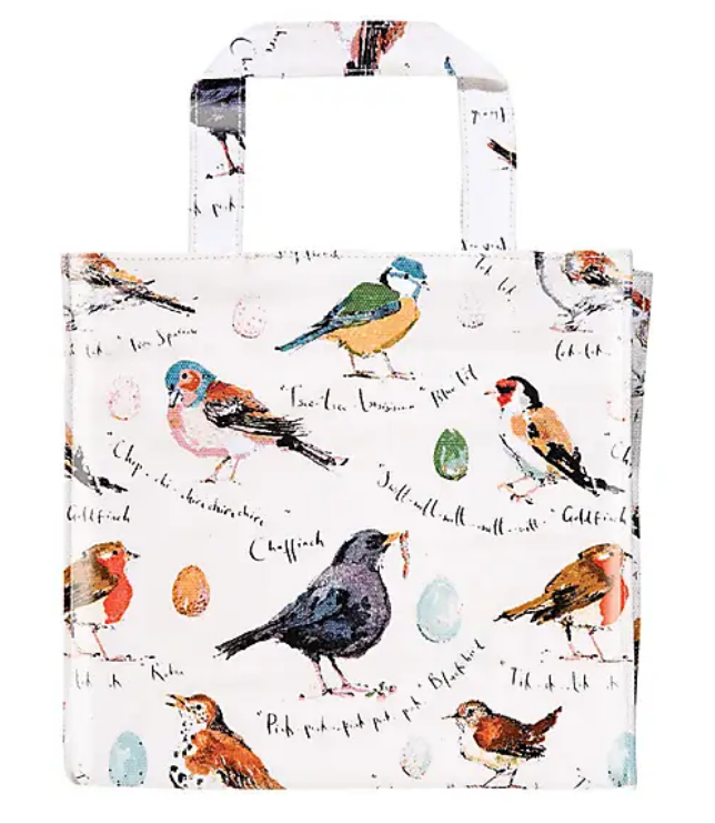 "Ulster Weavers PVC Lunch Väska ""Birdsong"""