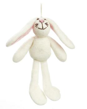 "Felt so Good Häng Prydnad "" Bunny """