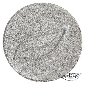 puroBIO Eyeshadow Silver 23