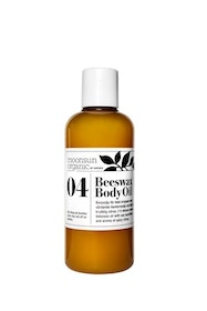 Moonsun Organic of Sweden - Beeswax Body oil 200 ml
