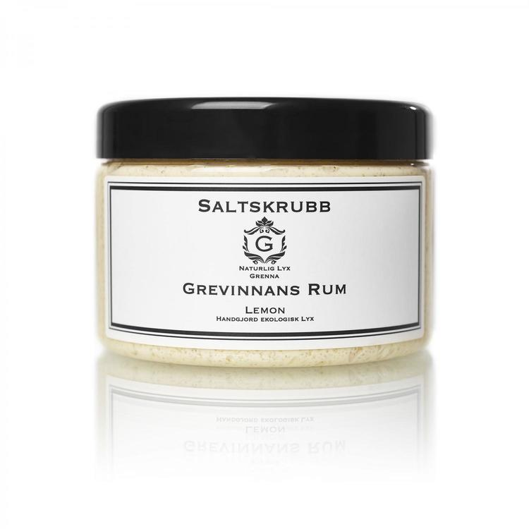 Grevinnans Rum Body Scrub Lemon 450 ml