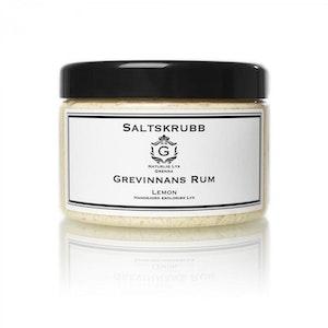 Grevinnans Rum - Body Scrub Lemon 450 ml