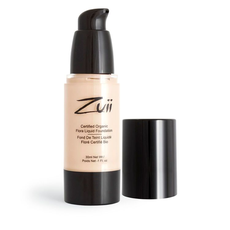 Zuii Organic Flytande Foundation 30ml Olive Light