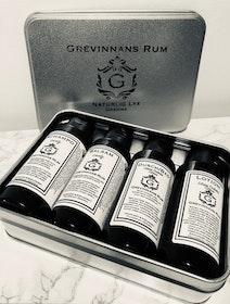 Grevinnans Rum - Resekit med schampo, balsam dusch/bad och lotion