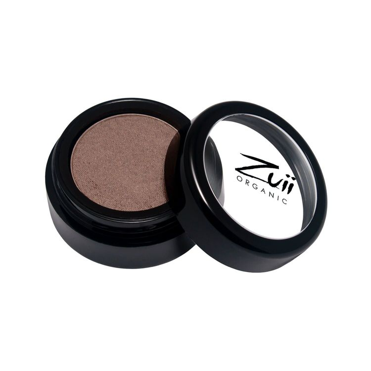 Zuii Organic Eyeshadow Solo Fudge