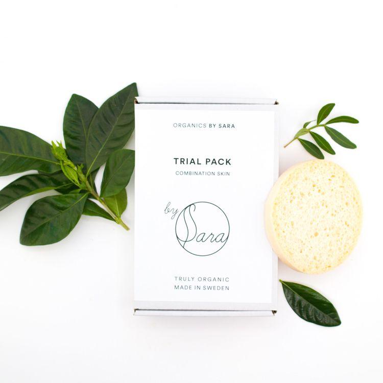 Organics by Sara - Trial Pack Combination Skin