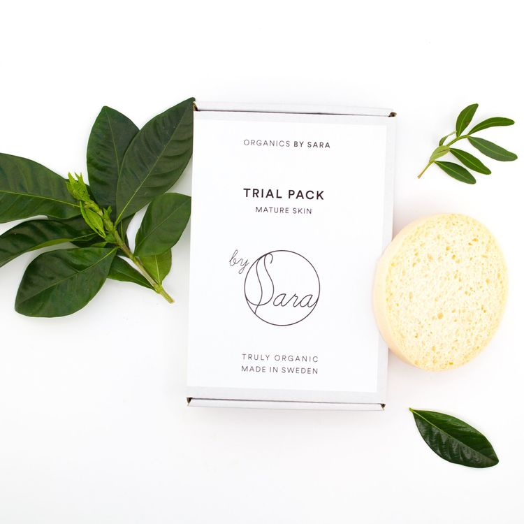 Organics by Sara - Trial Pack Mature Skin