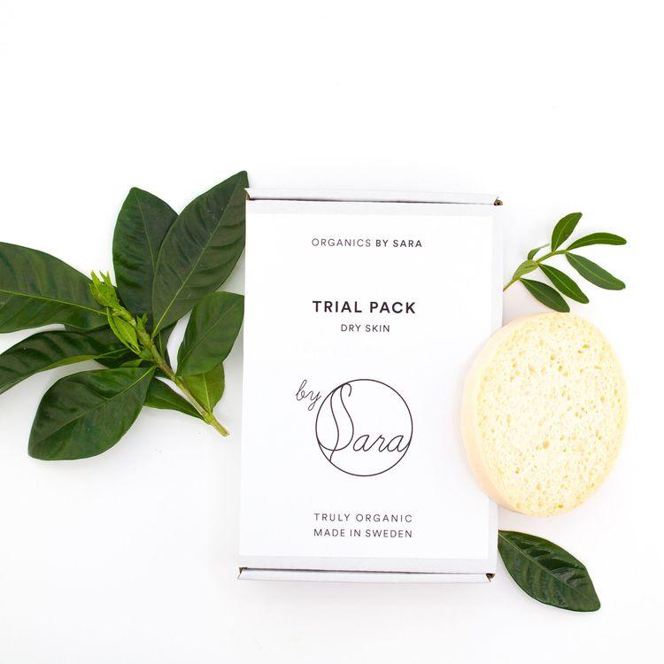 Organics by Sara - Trial Pack Dry Skin