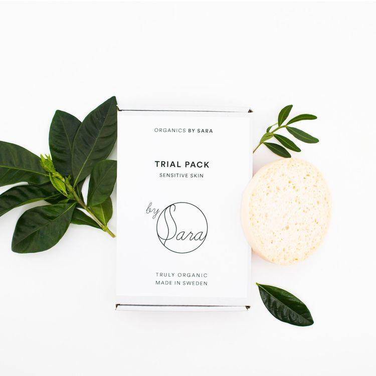 Organics by Sara - Trial Pack Sensitive Skin