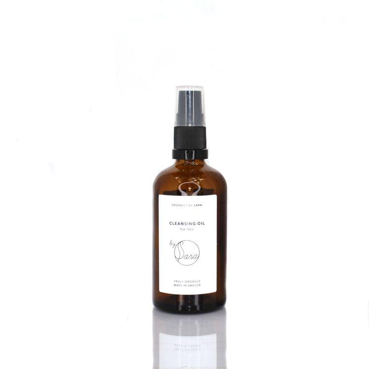 Organics by Sara - Cleansing Oil 100ml Tea Tree