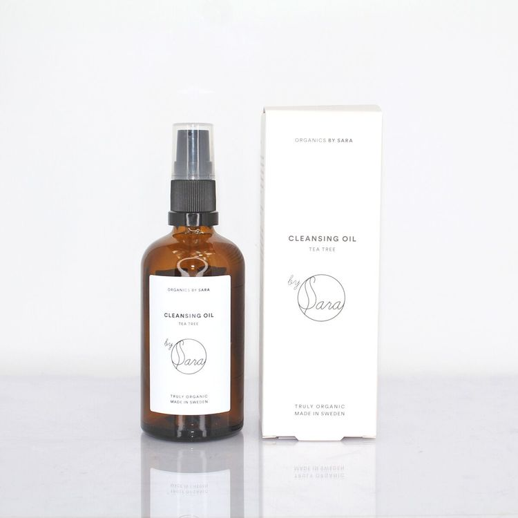 Organics by Sara - Cleansing Oil 100ml med kartong