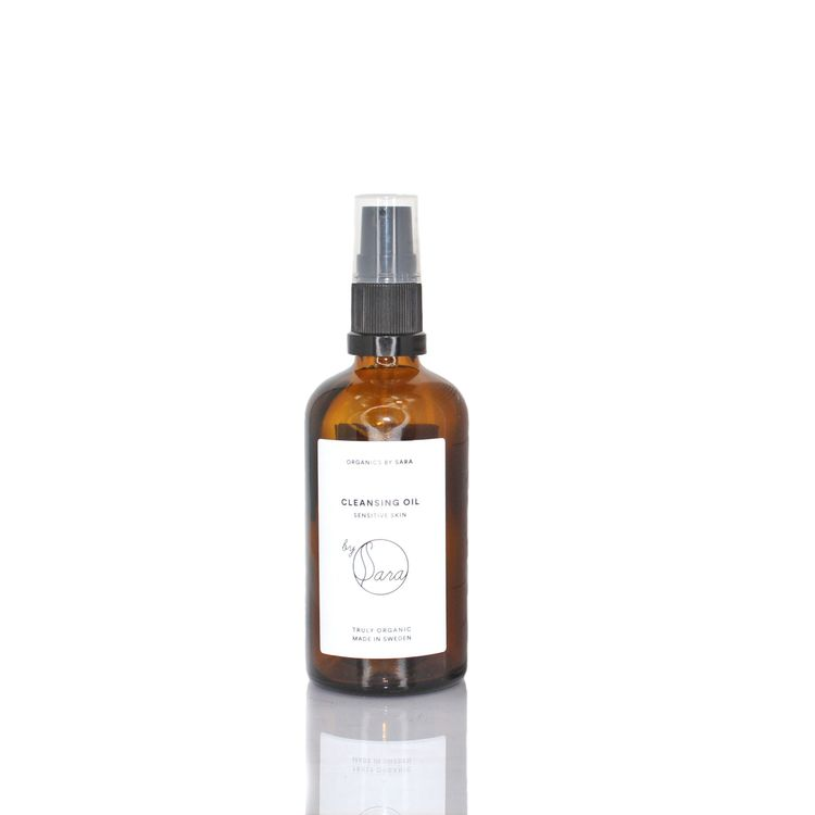 Organics by Sara - Cleansing Oil 100ml Sensitive