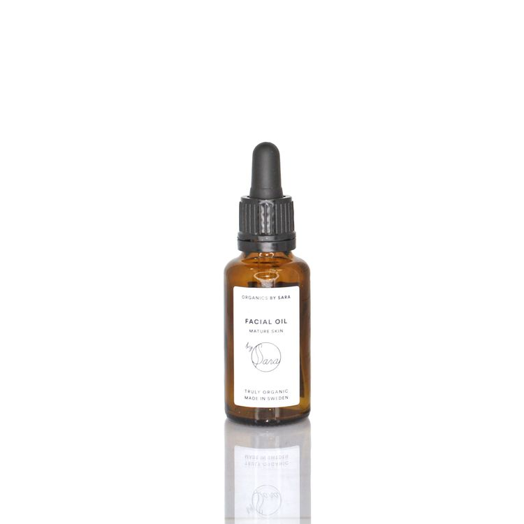 Organics by Sara - Facial oil 30ml Mature Skin