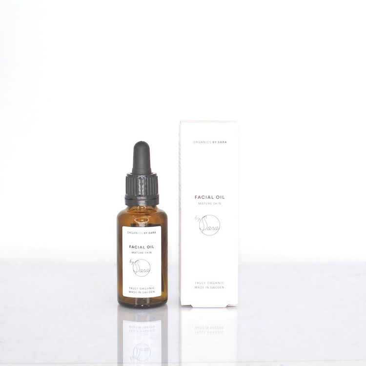 Organics by Sara - Facial oil 30ml (flera varianter)