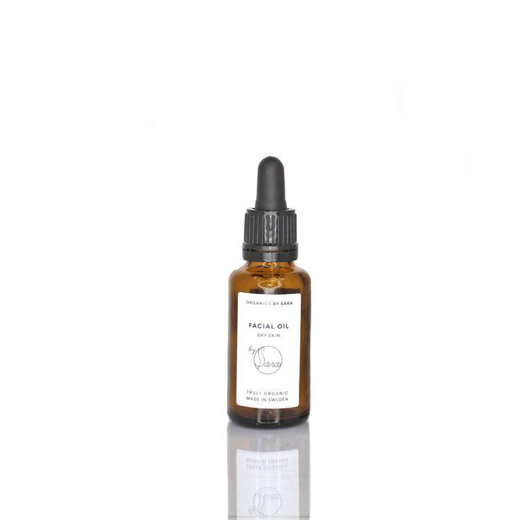 Organics by Sara - Facial oil 30ml Dry Skin