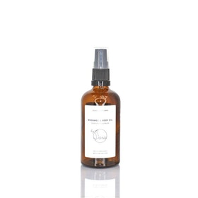 Organics by Sara - Massage & Body Oil 100ml (flera varianter)