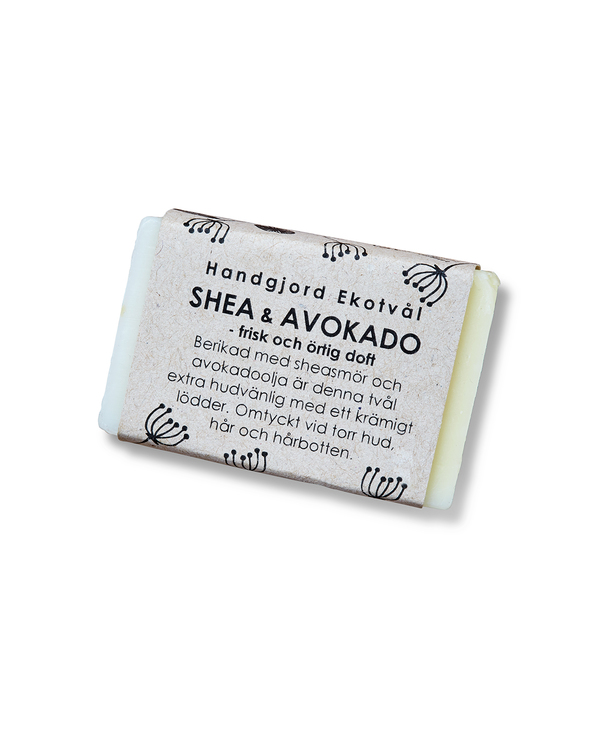 Malin i Ratan - Tvål Shea & Avokado 40g Doft