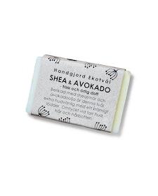 Malin i Ratan - Tvål Shea & Avokado 40g (flera varianter)