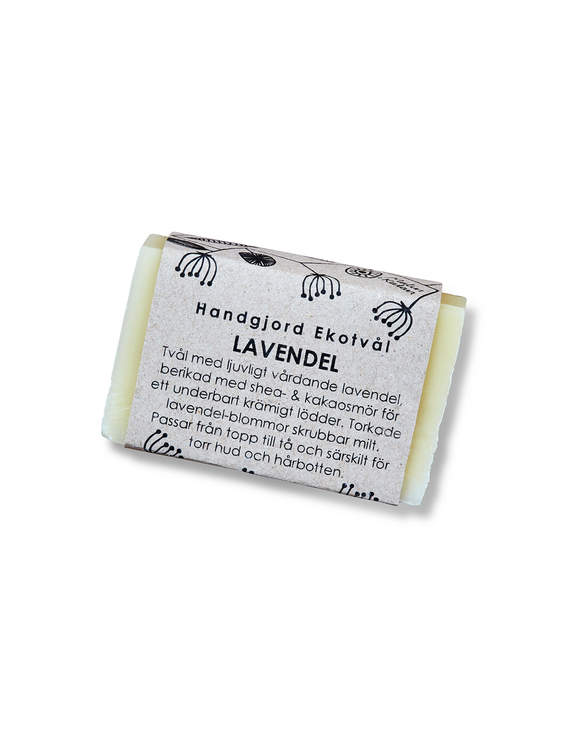 Malin i Ratan - Tvål Lavendel 40g
