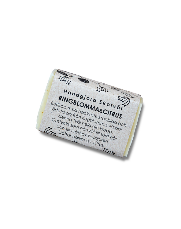 Malin i Ratan - Tvål Ringblomma & Citrus 40g