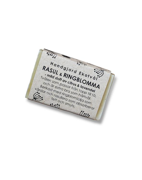 Malin i Ratan - Tvål Rasul & Ringblomma 40g Doft