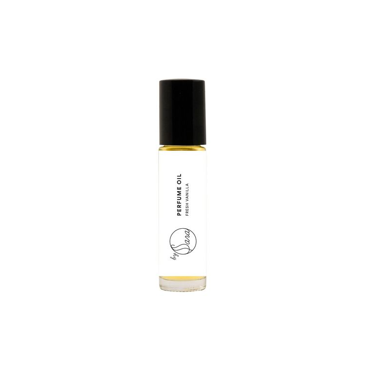 Organics by Sara - Perfume oil fresh vanilla 10ml