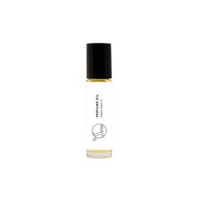 Organics by Sara - Perfume oil fresh vanilla 10ml