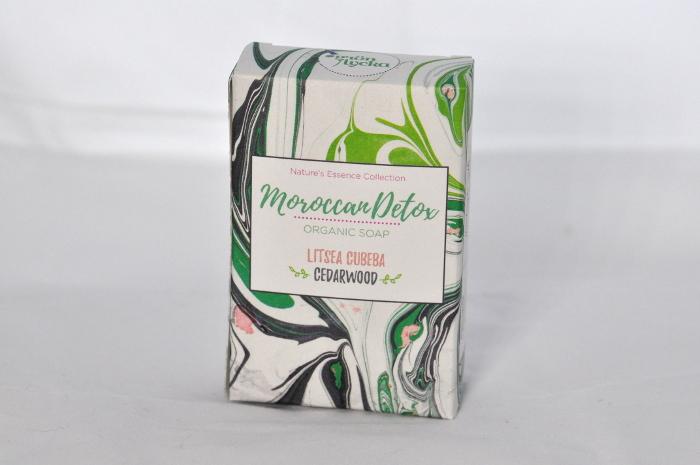 Grön Lycka - Tvål 110g - Morrocan Detox